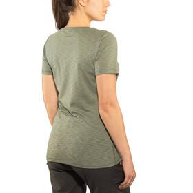 Schöffel Verviers2 Camiseta Mujer, agave green